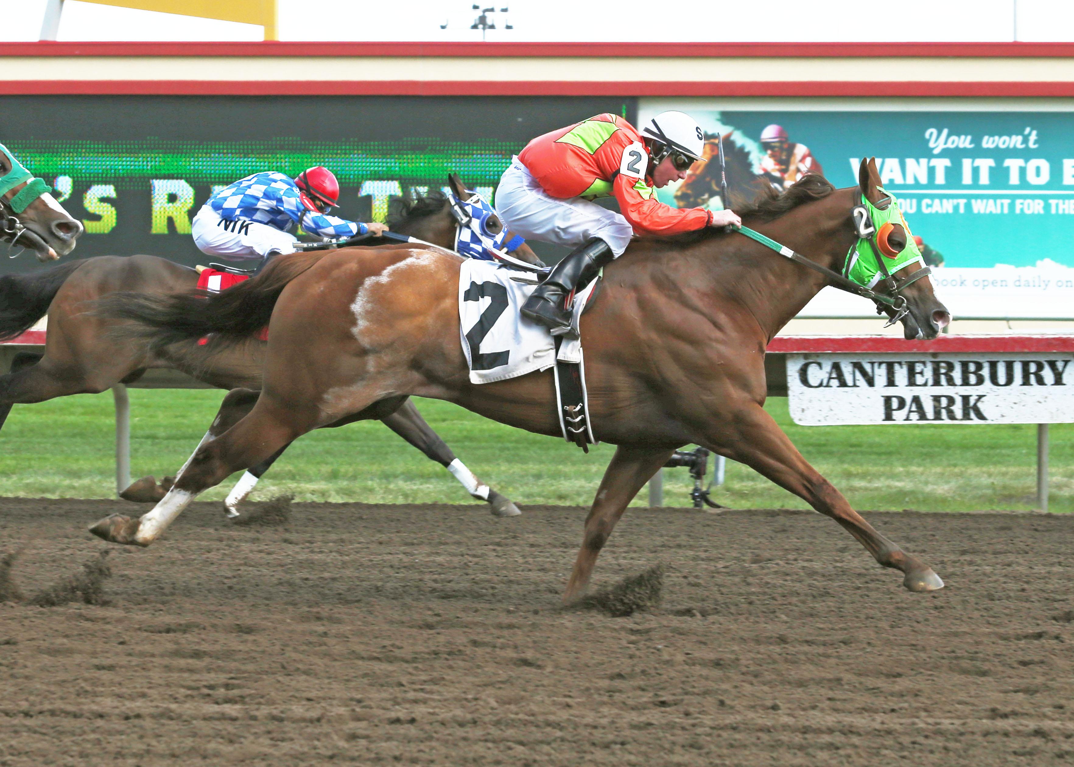 BF Farm Boy - Great Lakes Stakes - 07-03-13 - R02 - CBY - Finish