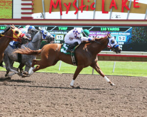 DIVAS CANDY GIRL - Dash In A Flash Stakes - 07-16-16 - R02 - CBY - Finish