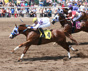 EAGLES SPAN - Gopher State Derby - 06-12-16 - R03 - CBY - Inside Finish