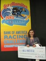 2013 Scholarship winner Annise Montplaisir from Moorhead, MN.jpg