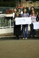 Annise Montplaisir receiving $2500 Scholarship from Johne Dobbs.jpg